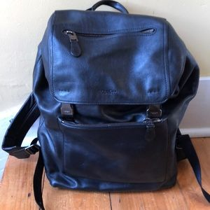 Flawless buttery soft Coach backpack